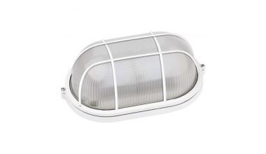 Corp iluminat aplicat oval de exterior