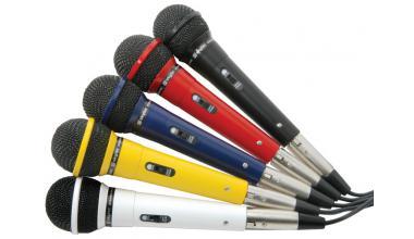 Microfoane cu fir