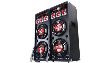INTEX serie karaoke active