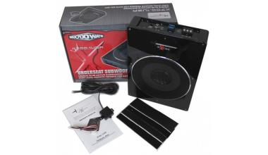 Kit subwoofer+amplificator