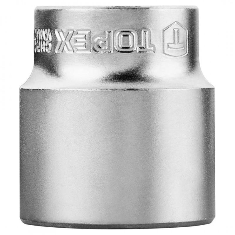 """Tubulara hexagonala, 1/2"""", 30x44 mm, Topex"""