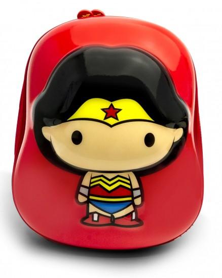 Ghiozdan pentru copii, model Wonder Woman, Ridaz