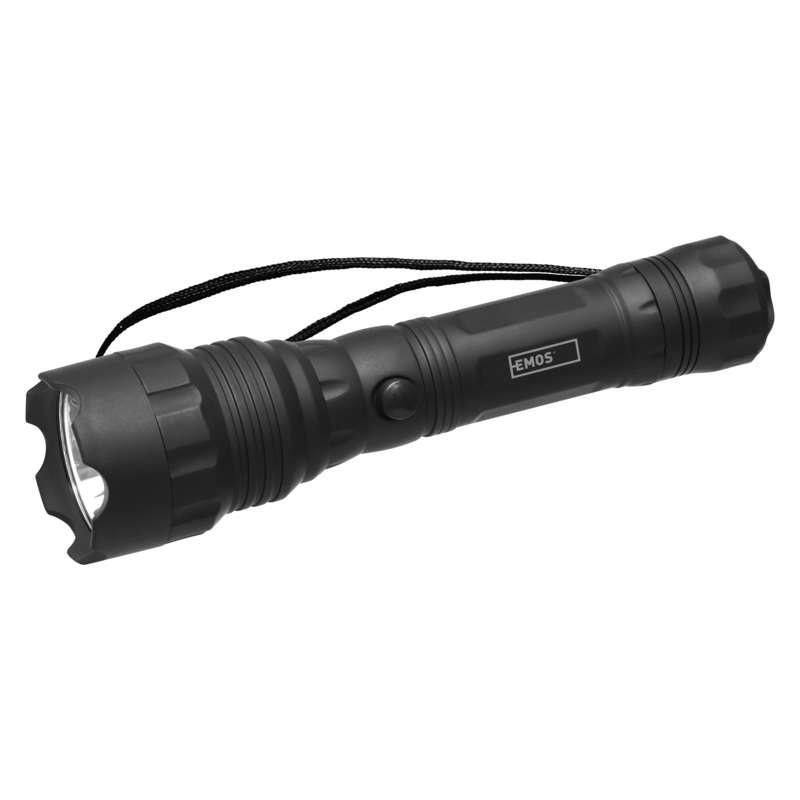 Lanterna de mana, LED 3W, 95lm, 3xAAA, Emos