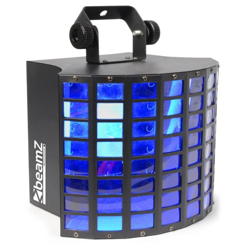 Aparat de lumini MultiRadiant 5 LED-uri x 3W RGBAW  DMX