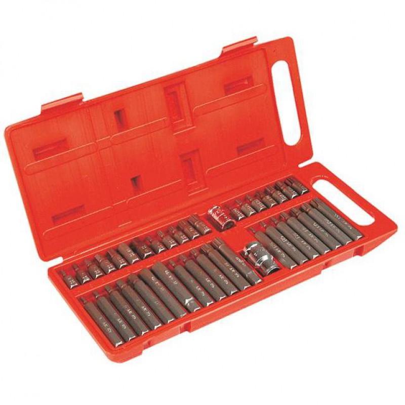 Set tubulare, 40 buc, Top Tools