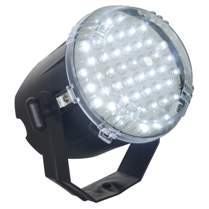 Stroboscop cu LED-uri albe