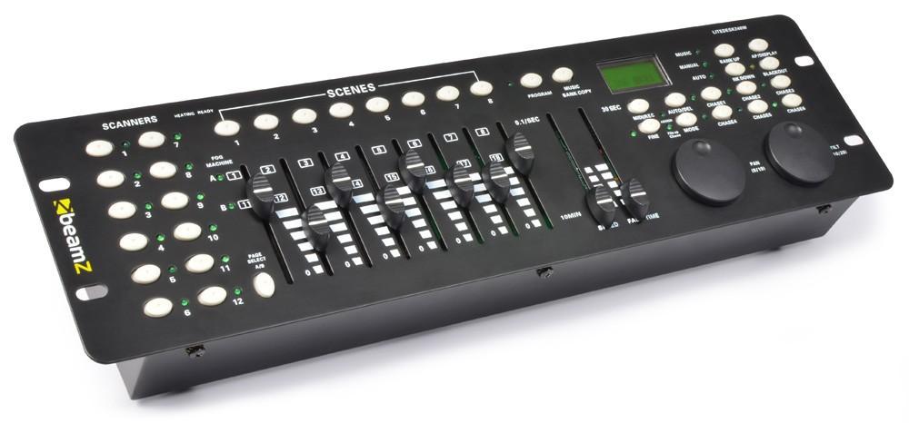 BeamZ Controller DMX-240, 240-Canale
