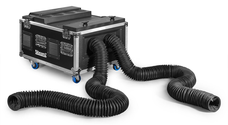 LF6000 Masina de ceata profesionala podea DMX Power Dynamics