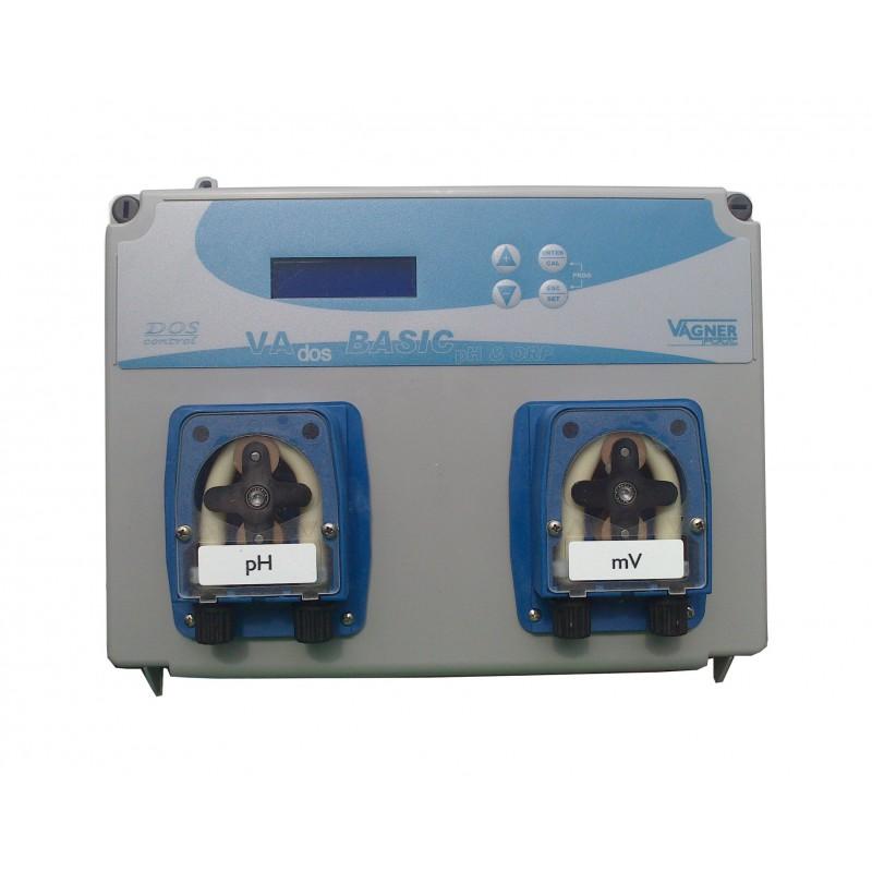 Sistem de dozare pentru piscină, clor și pH, 1.5 bar, 240V, Mountfield