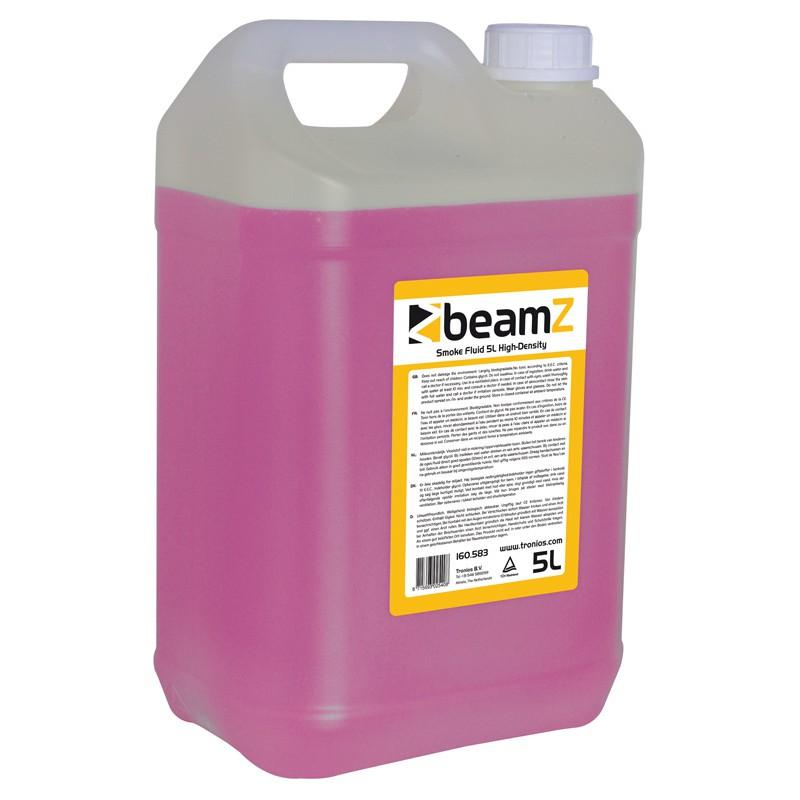 Lichid de fum de inalta densitate, roz, 5 litri, BeamZ
