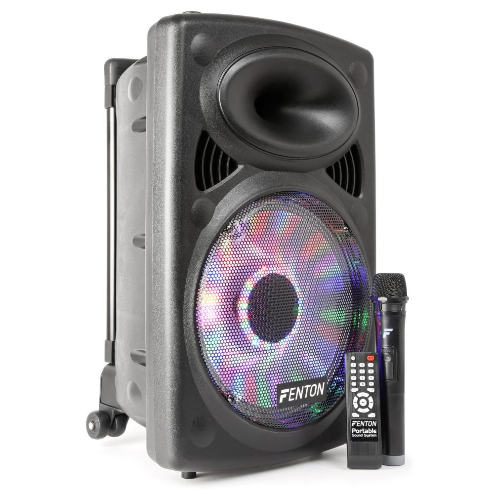 "FPS12 Boxa portabila 12"" BT/VHF/IRC/LED"