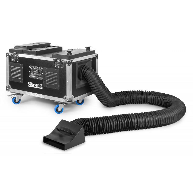 LF3000 Masina de ceata profesionala podea DMX Power dynamics