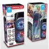 "Idance Boxa portabila acumulator LI-ION 2x15"" HEAVY BASS Bluetooth 400W RMS"