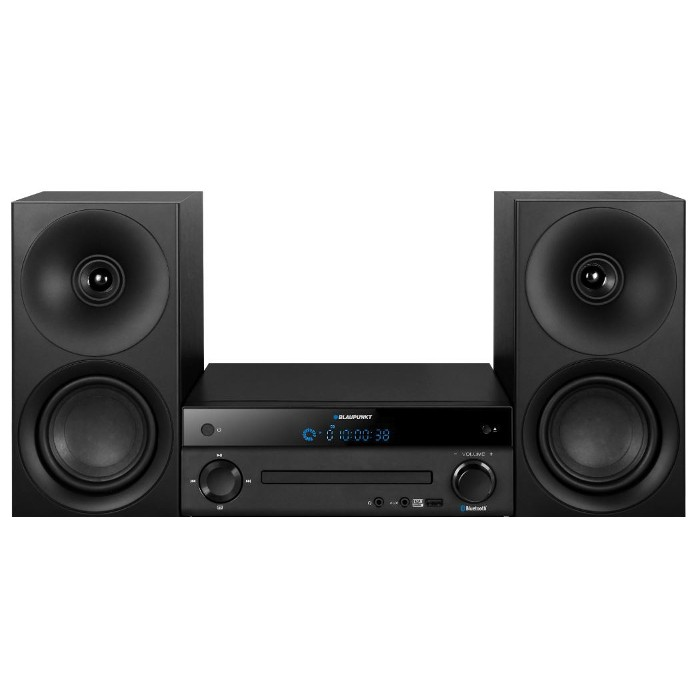 Microsistem Blaupunkt MS30BT, 2 x 20W, stereo, Bluetooth/CD/MP3/USB