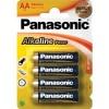 Baterie Panasonic LR06, pret/blister