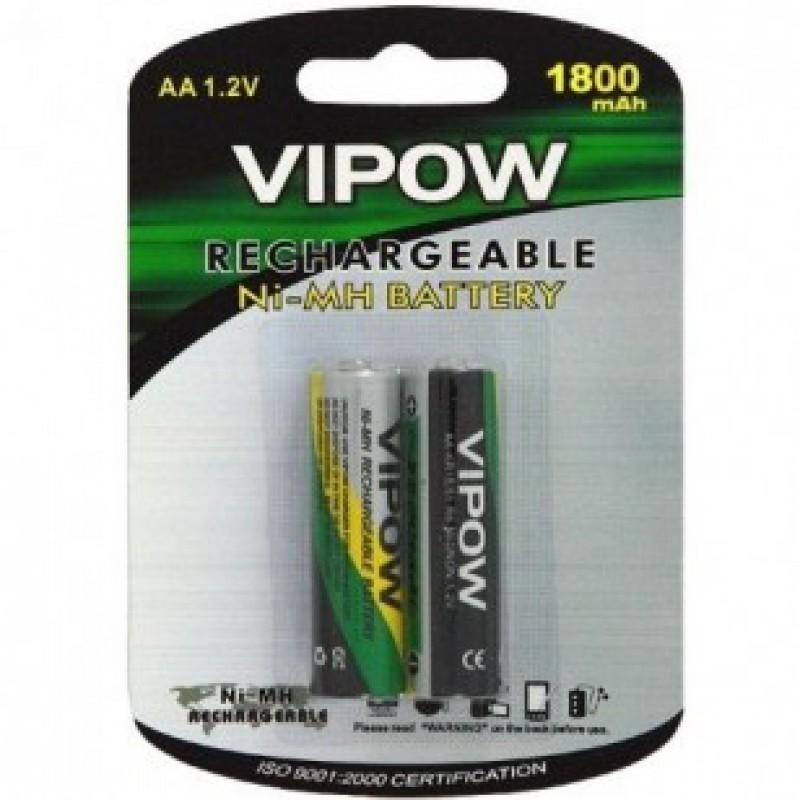 Acumulator Vipow R6 1600 mAh, 2 buc/set, pret/blister