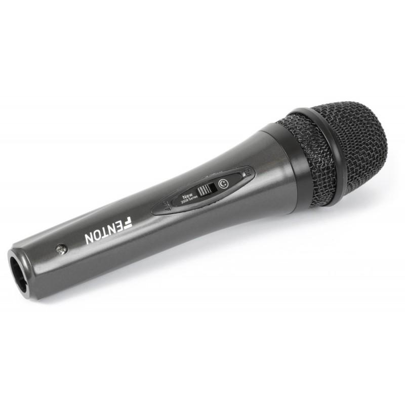 Microfon, dinamic