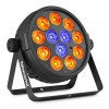 BT400 PAR LED, 12x10W, RGBW, BeamZ