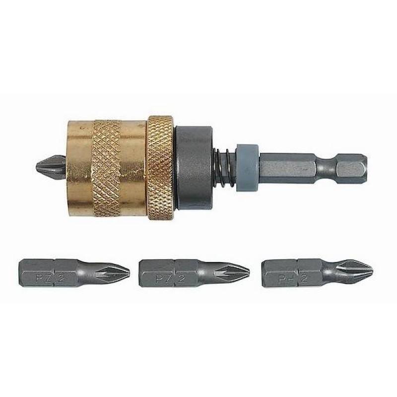 """Suport bit 1/4"""", 65 mm, 5 buc -set"""