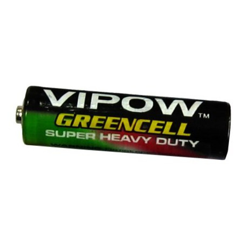 Baterie Vipow Greencell R6, pret/blister