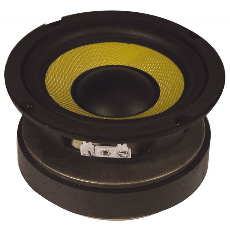 """Difuzor woofer cu con kevlar, 5.25"""", 100W RMS, 8ohm, Fenton WK14"""