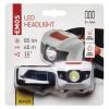 Lanternă de cap, LED, 60lm, 30m, 3xAAA, Emos P3521