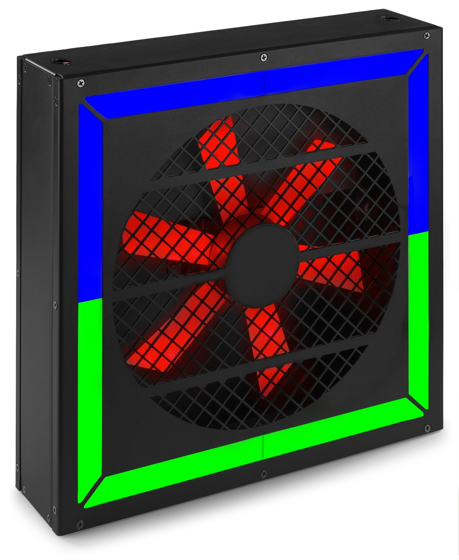 TWISTER 400 Ventilator Disco cu LED-uri RGB DMX