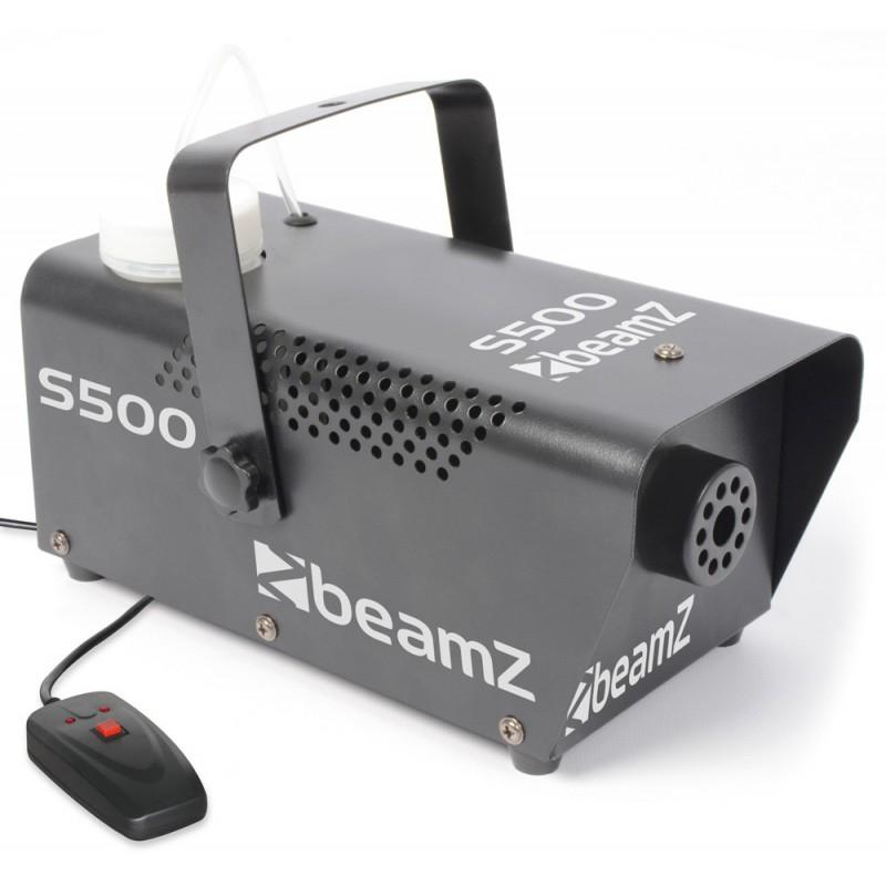 Masina de fum S500, include 250ml lichid BeamZ