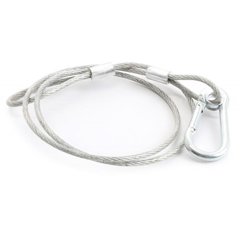 Cablu de siguranta 90cm, max 50 kg, BeamZ