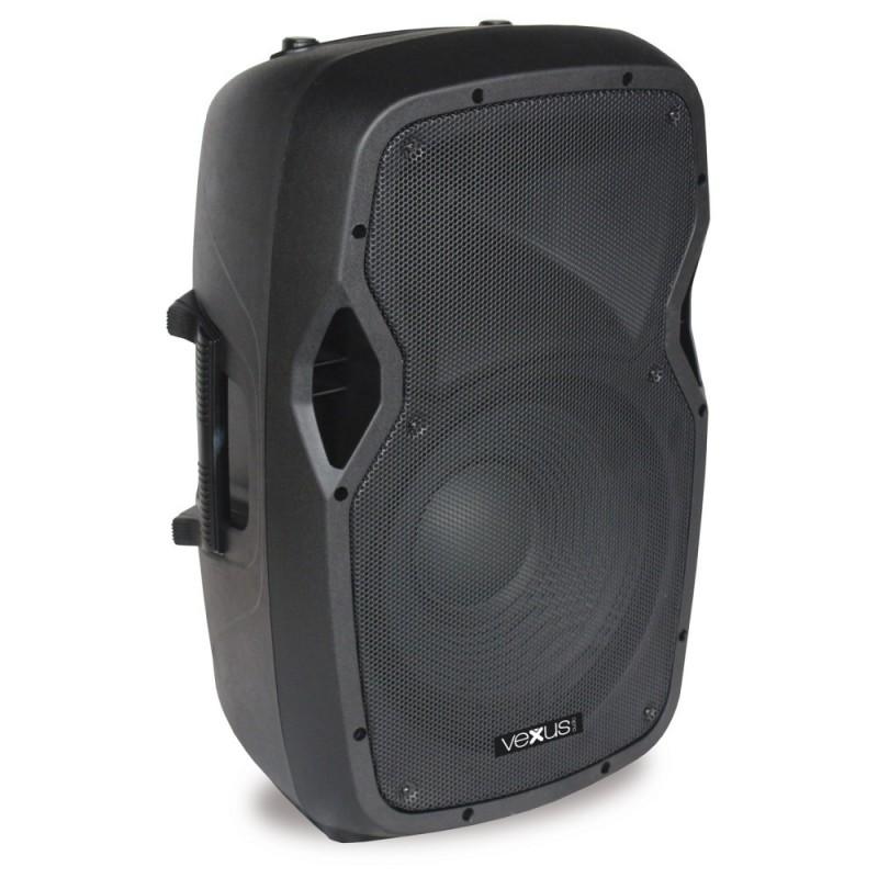 AP1500ABT Boxa activa Bi-Amplificata 250W RMS +iesire activa MP3 USB/SD Bluetooth