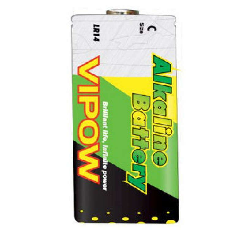 Baterie Vipow R14, 1.5V