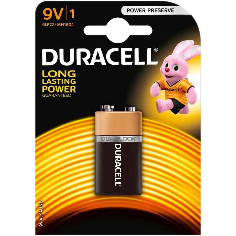 Baterie Duracell Plus Power MN1604 9V