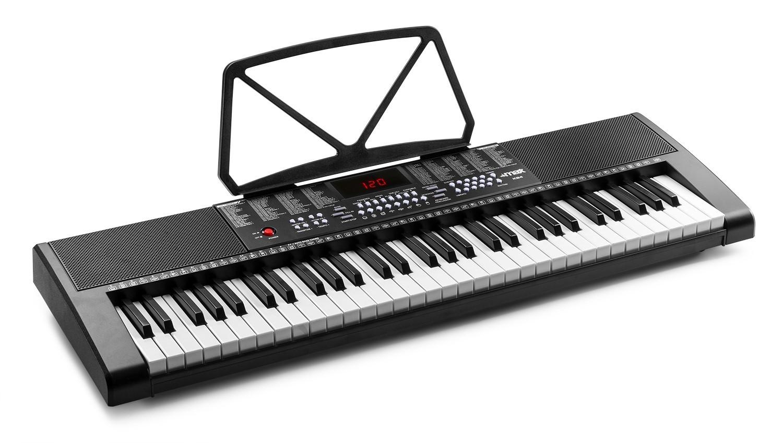 Claviatură electronică cu 61 de clape Max KB4