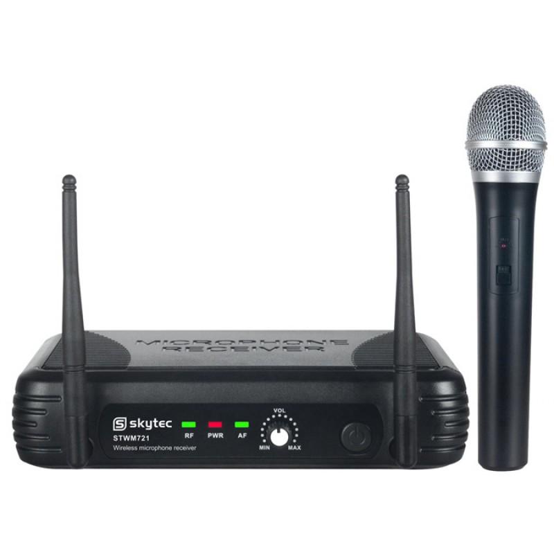 STWM721 Microfon fara fir de mana  UHF Skytec