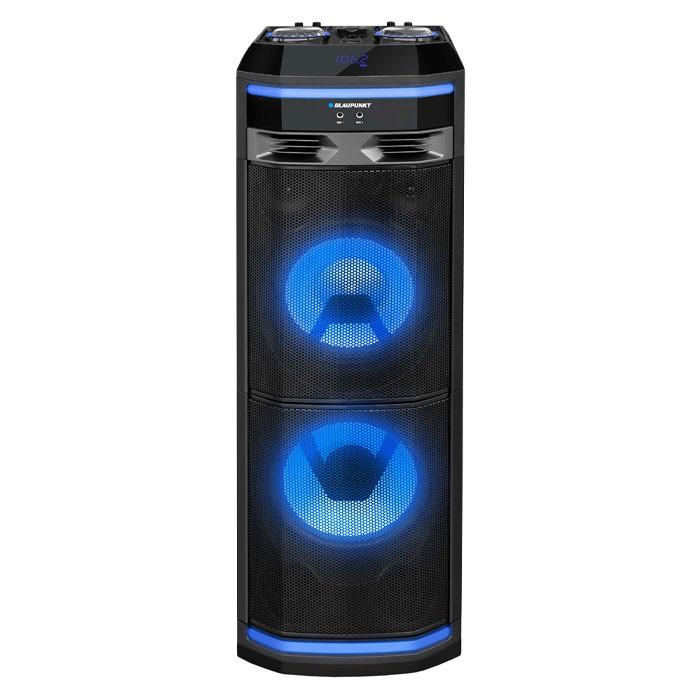 PS11DB Boxa portabila acumulator 120W USB/Bluetooth/ Radio Blaupunkt