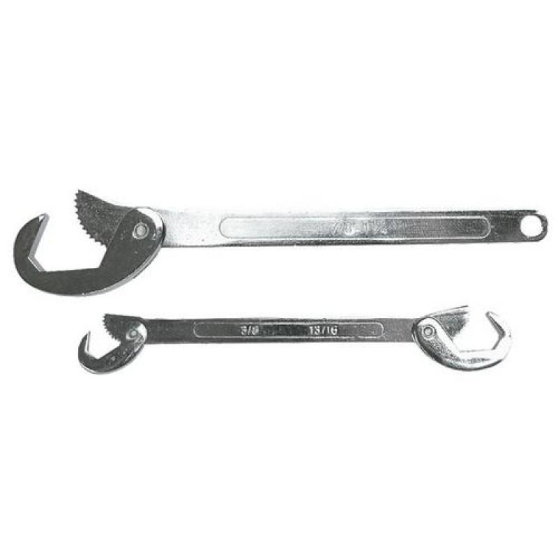 Set chei tevi, universale 8-19 mm, 2 buc, Top Tools