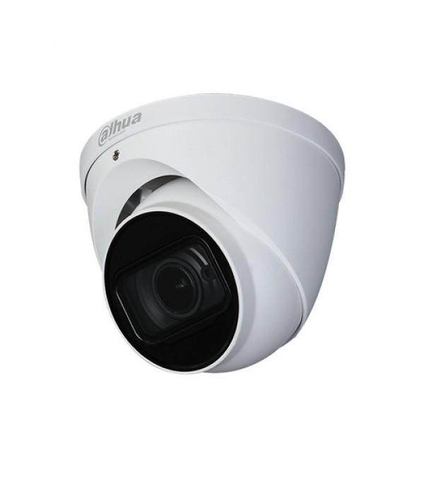 Camera dome supraveghere HDCVI 1080p/4MPx, zoom/iris  motorizat 2.7-12mm IR:60m, Dahua