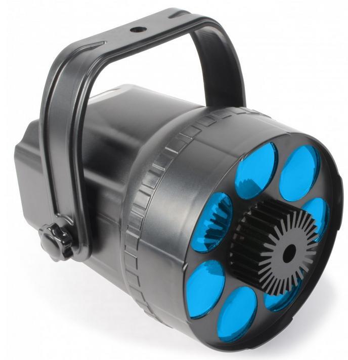 Aparat de lumini BeamZ Micro Acis LED 3W RGBW