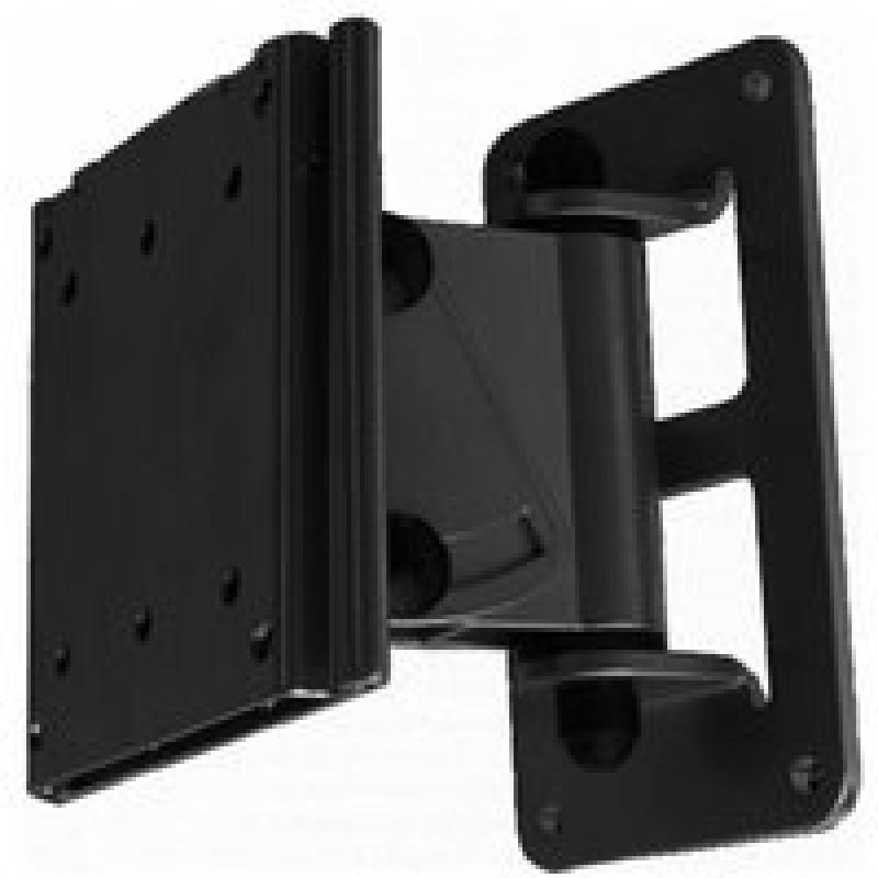 Suport LCD 30 KG unghi 180° (salt 15°),negru