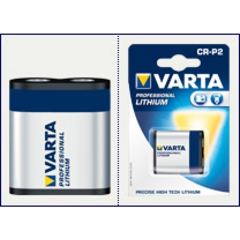 Baterie Varta CR-P2, 6V