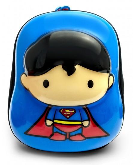 Ghiozdan pentru copii, model Superman, Ridaz