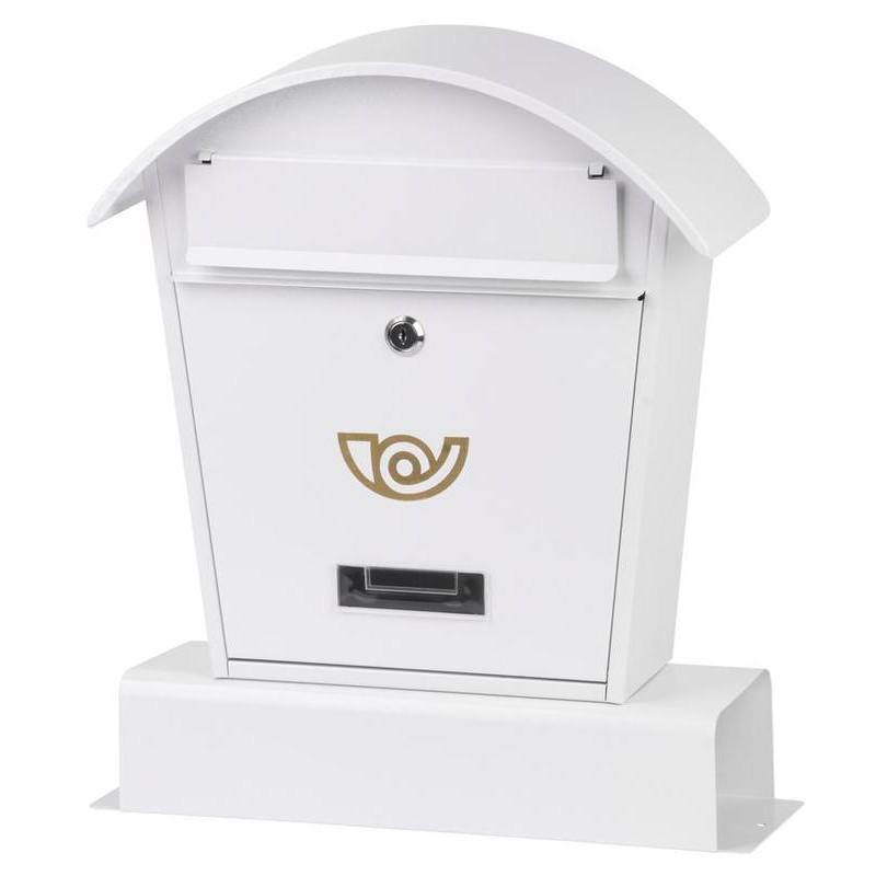 Cutie poștală, alb, 40x14x49 mm, Strend Pro Lambert