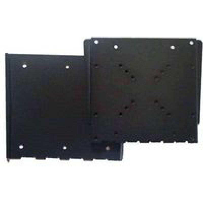 Suport LCD 35 kg, negru