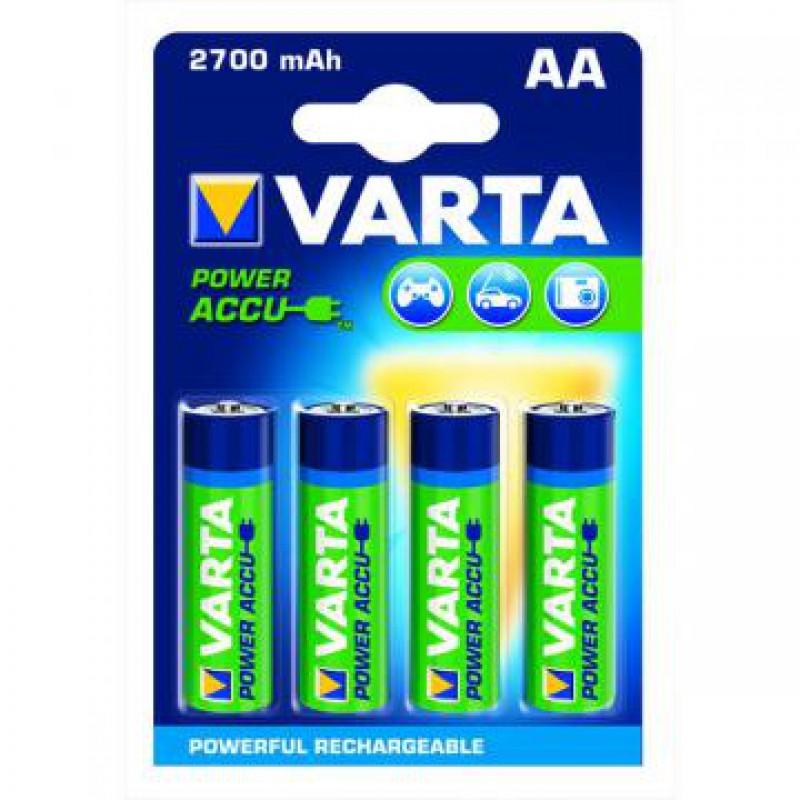 Acumulator Varta LR6 2700mAh, pret/blister