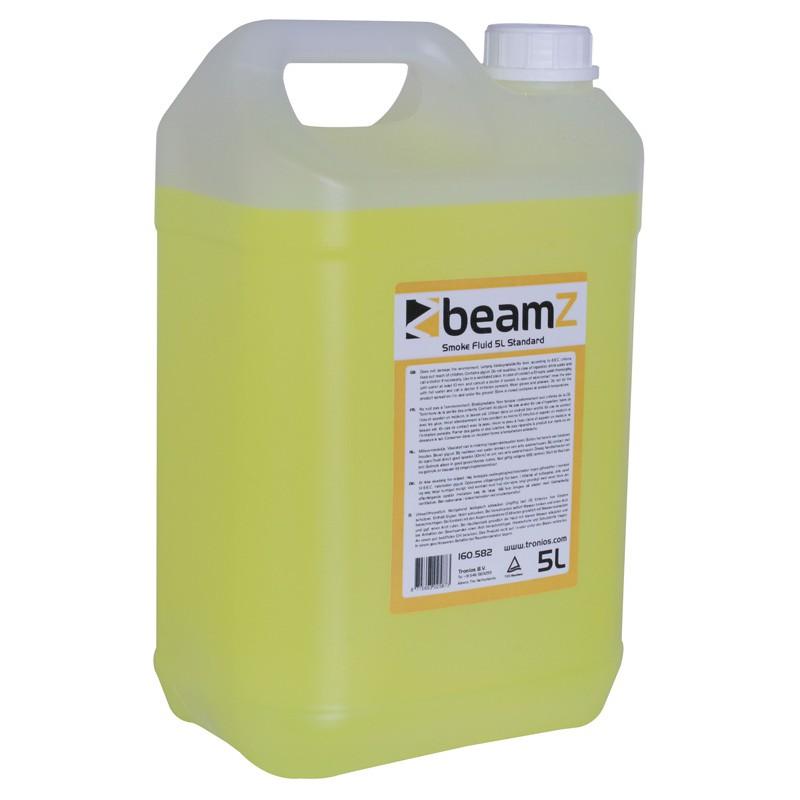 Lichid de fum standard, galben, 5 litri, BeamZ