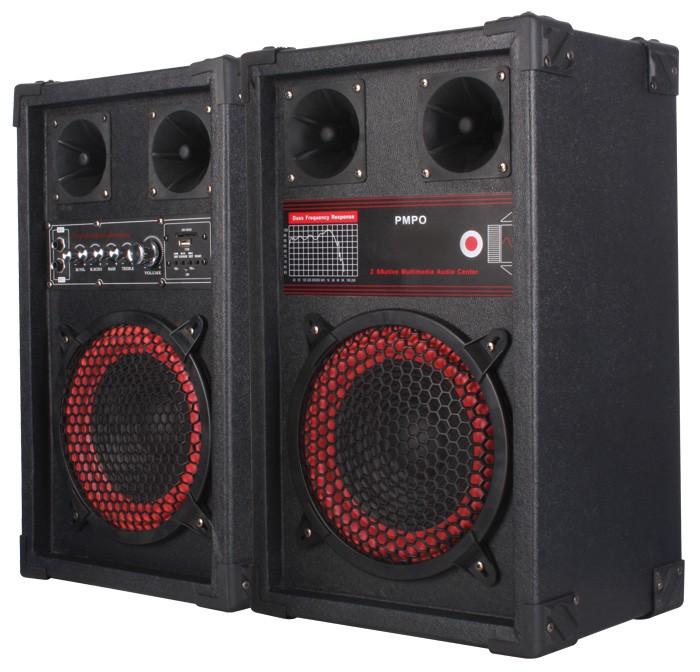 """Set boxe karaoke 10"""" SPB-10 2x100W RMS"""