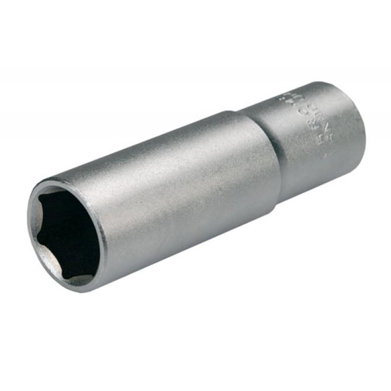 "Tubulara hexagonala lunga /6 puncte de priza, 1/2"", 27mm, 76mm lungime, Topex"