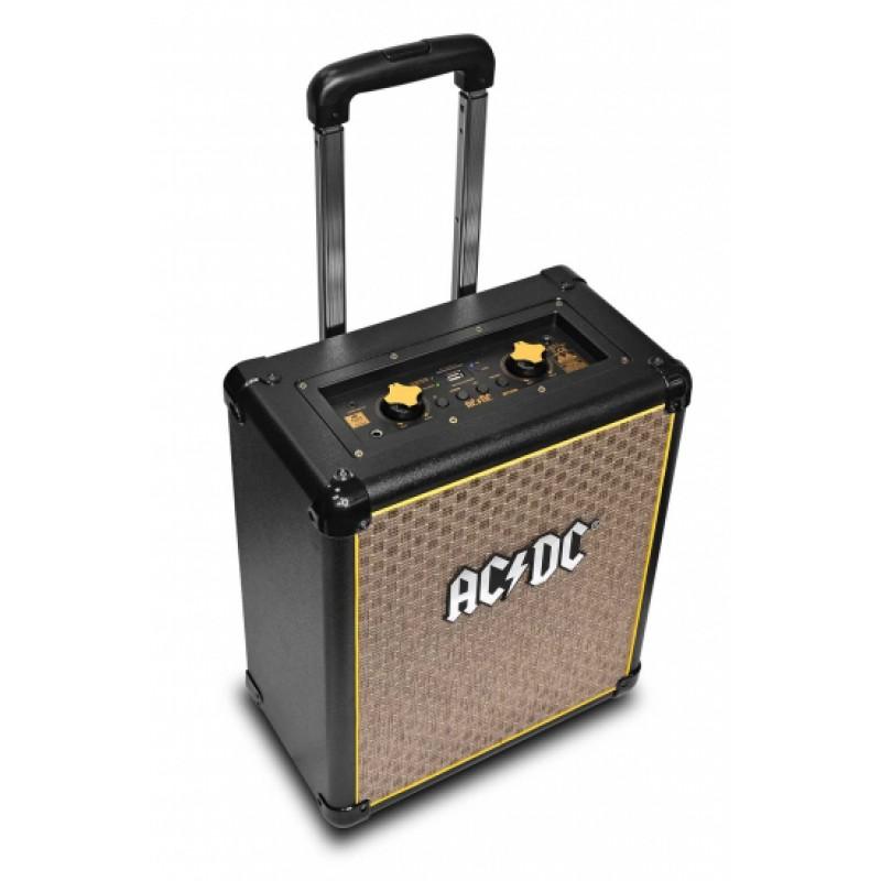 Boxa portabila acumulator Vintage Bluetooth 125W RMS