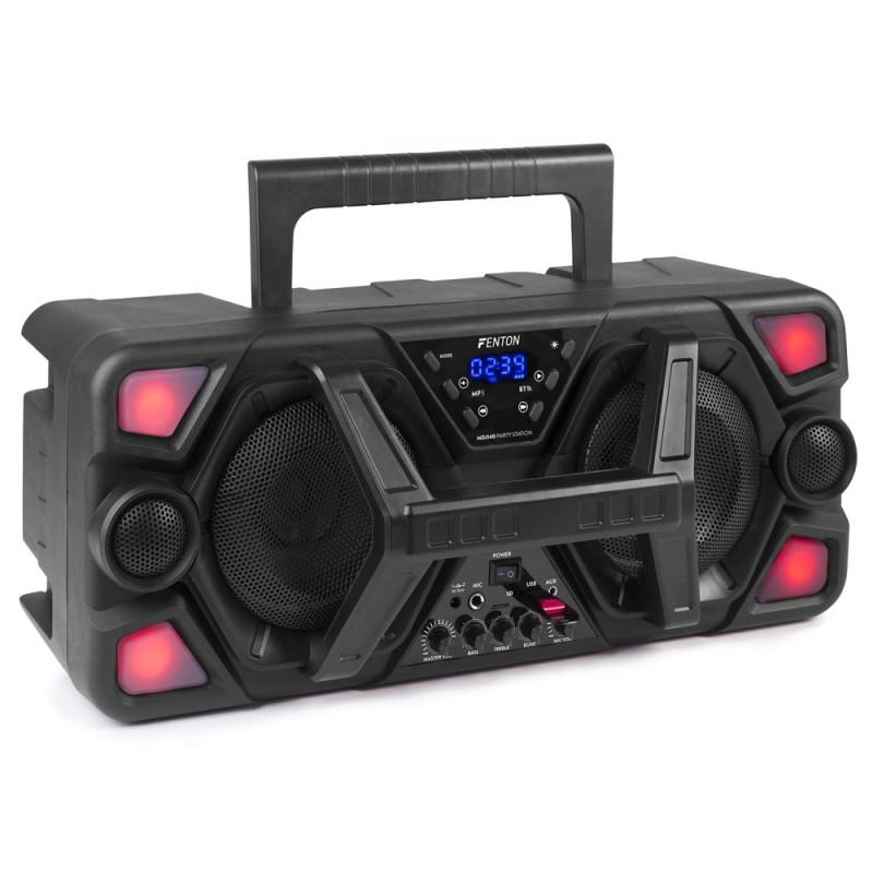 Boxa portabila party station 200W USB/SD/BT