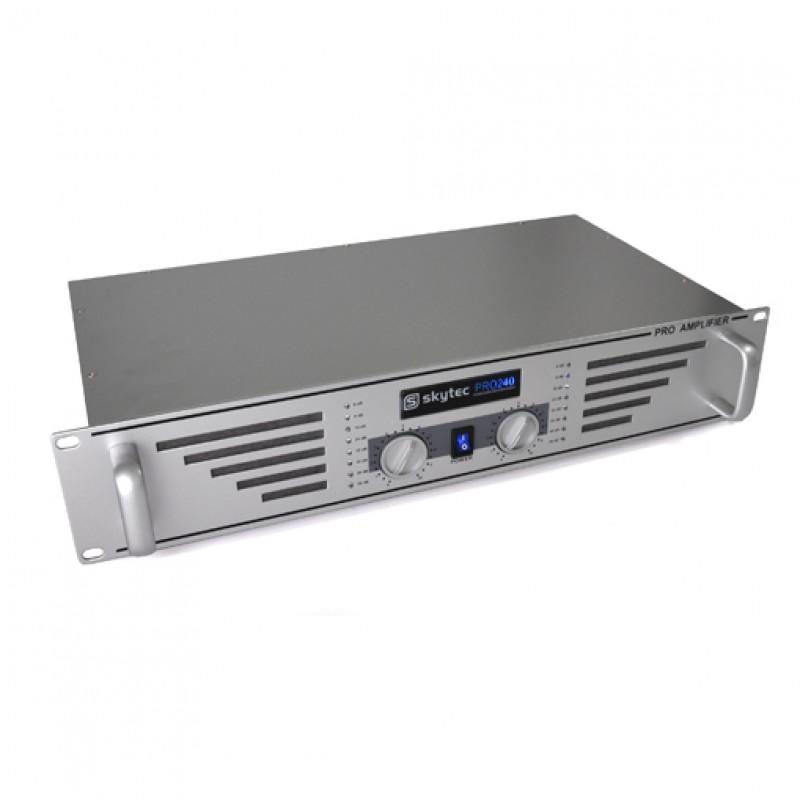 Amplificator 2x120 W max, Skytec